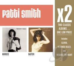 Smith, Patti - X2: Horses / Easter CD Cover Art