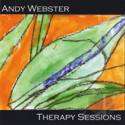 Webster, Andy - Therapy Sessions CD Cover Art