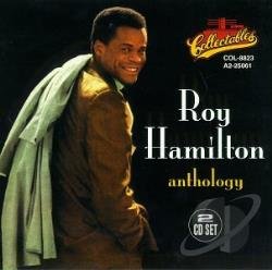 Hamilton, Roy - Anthology CD Cover Art