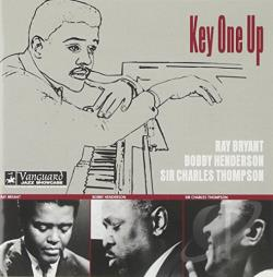 Bryant, Ray / Henderson, Bobby / Thompson, Sir Charles - Key One Up CD Cover Art