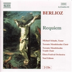 Berlioz / Edison / Schade - Berlioz: Requiem CD Cover Art