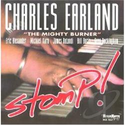 Earland, Charles - Stomp! CD Cover Art