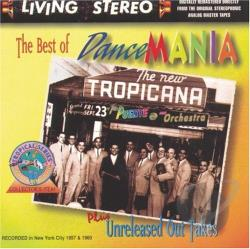 Puente, Tito - Best of Dance Mania CD Cover Art