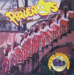 Banda Pequenos Musical - Tenis Magicos CD Cover Art
