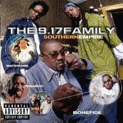 9.17 Family - Southern Empire CD Cover Art