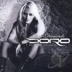 Doro - Classic Diamonds CD Cover Art