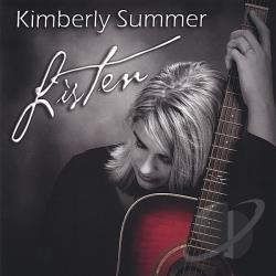 Summer, Kimberly - Listen CD Cover Art