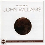 City Of Prague Philharmonic Orchestra - Film Music by John Williams CD Cover Art