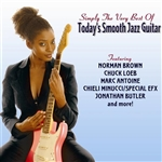 Simply the Very Best of Today's Smooth Jazz CD Cover Art