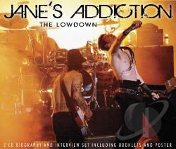 Jane's Addiction - Lowdown Unauthorized CD Cover Art