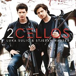 2cellos / Hauser, Stjepan / Sulic, Luka - 2Cellos CD Cover Art