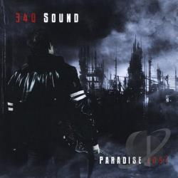 340sound - Paradise Lost CD Cover Art