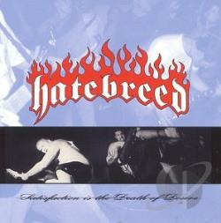 Hatebreed - Satisfaction Is the Death of Desire CD Cover Art