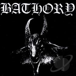 Bathory - Bathory CD Cover Art