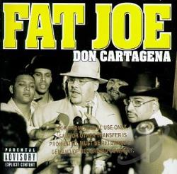 Fat Joe - Don Cartagena CD Cover Art