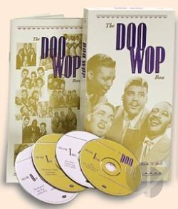 Doo Wop Box CD Cover Art