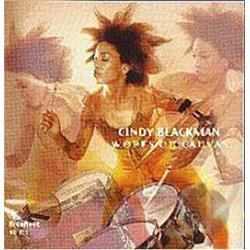 Blackman, Cindy - Works on Canvas CD Cover Art