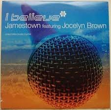 Jamestown - I Believe CD Cover Art