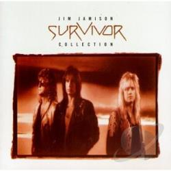 Jamison, Jim / Survivor - Jim Jamison/Survivor Collection CD Cover Art