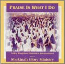 Shekinah Glory Ministry - Praise Is What I Do CD Cover Art