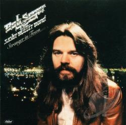 Bob Seger & the Silver Bullet Band / Seger, Bob - Stranger in Town CD Cover Art