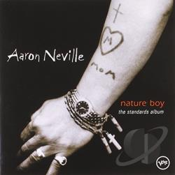 Neville, Aaron - Nature Boy: The Standards Album CD Cover Art
