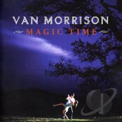 Morrison, Van - Magic Time CD Cover Art