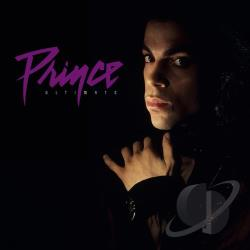 Prince - Ultimate CD Cover Art