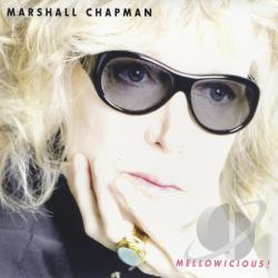 Chapman, Marshall - Mellowicious! CD Cover Art