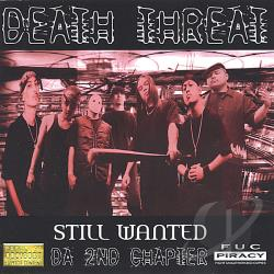 Death Threat - Still Wanted CD Cover Art