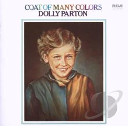 Parton, Dolly - Coat of Many Colors CD Cover Art