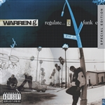 Warren G - Regulate...G Funk Era: Special Edition CD Cover Art