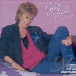 Fricke, Janie - 17 Greatest Hits CD Cover Art