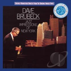 Brubeck, Dave - Jazz Impressions of New York CD Cover Art