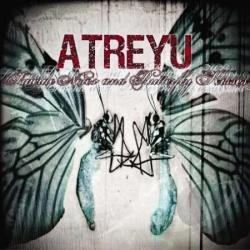 Atreyu - Suicide Notes and Butterfly Kisses LP Cover Art