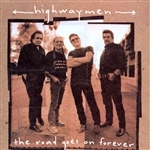 Highwaymen - Road Goes On Forever DB Cover Art