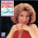 Mccorkle, Susannah - Sabia CD Cover Art