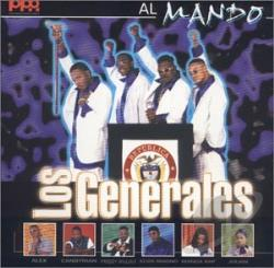 Los Generales - Al Mando CD Cover Art