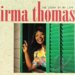 Thomas, Irma - Story of My Life CD Cover Art