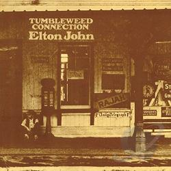 John, Elton - Tumbleweed Connection CD Cover Art