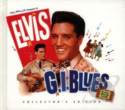 Presley, Elvis - G.I. Blues CD Cover Art