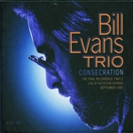 Evans, Bill / Evans, Bill (Trio) - Consecration CD Cover Art