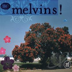 Melvins - 26 Songs CD Cover Art