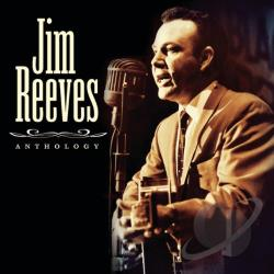 Reeves, Jim - Anthology CD Cover Art