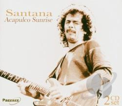 Santana - Acapulco Sunrise CD Cover Art