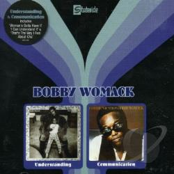 Womack, Bobby - Understanding/Communication CD Cover Art
