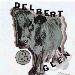 McClinton, Delbert - Delbert & Glen CD Cover Art