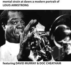 Murray, David - Modern Portrait Of Louis Armstrong CD Cover Art