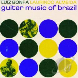 Bonfa, Luiz - Guitar Music of Brazil CD Cover Art