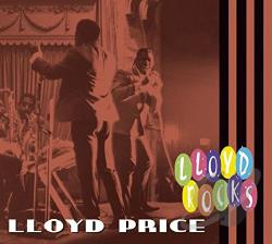 Price, Lloyd - Lloyd Rocks CD Cover Art